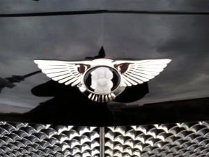 Bentley Béďa emblem