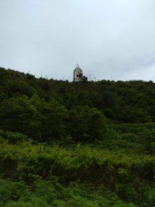 Kaplička nad Sao Vincente