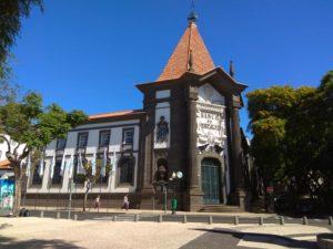 Banka na Madeiře