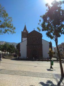 Katedrála Funchal